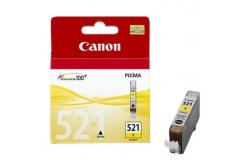 Canon CLI-521Y žlutá (yellow) originální cartridge