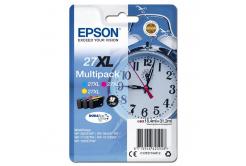 Epson 27XL T2715 barevná (color) sada originální cartridge
