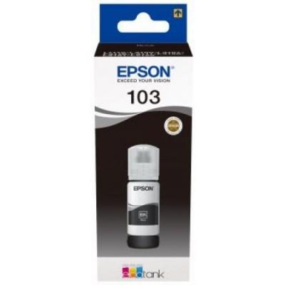 Epson 103 černá (black) originální cartridge