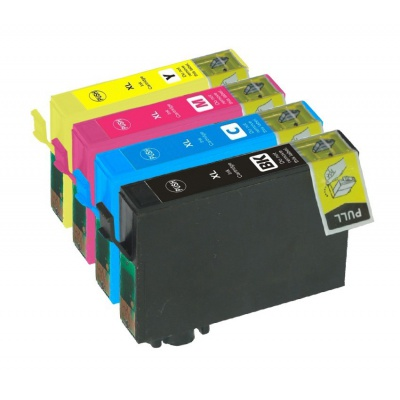 Epson T0615 multipack kompatibilní cartridge