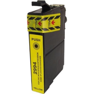 Epson T2994 žlutá (yellow) kompatibilní cartridge