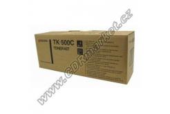 Kyocera Mita TK-500C cyan original toner
