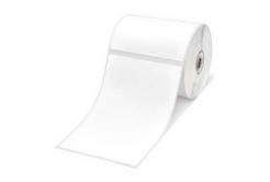 Brother RD-S02E1, 102mm x 152mm, bílé papírové štítky