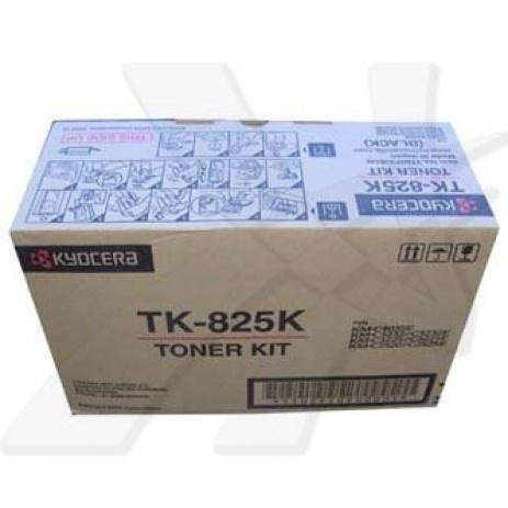 Kyocera Mita TK-825K negru toner original