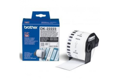 Brother DK-22223, 50mm x 30,48m, papírové štítky