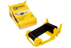 ZEBRA TTR páska ZXP3 černá monochromatická páska pro potisk 2000 karet