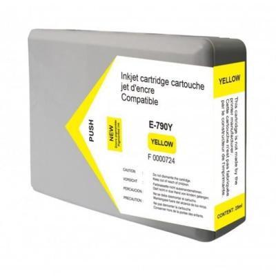 Epson T7904 žlutá (yellow) kompatibilní cartridge