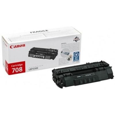 Canon CRG-708 czarny (black) toner oryginalny