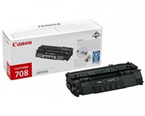 Canon CRG-708 negru (black) toner original