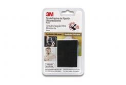 3M Dual-Lock SJ3550, černý, 4 x proužek 25 mm x 0,07 m (v blistru)