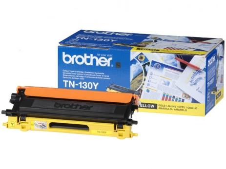 Brother TN-130Y sárga (yellow) eredeti toner