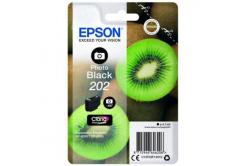 Epson 202 T02F14010 foto černá (photo black) originální cartridge