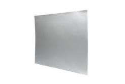 3M 7909L Štítkový materiál, kartáčovaný PES, lesklý stříbrný, arch 508 x 686 mm