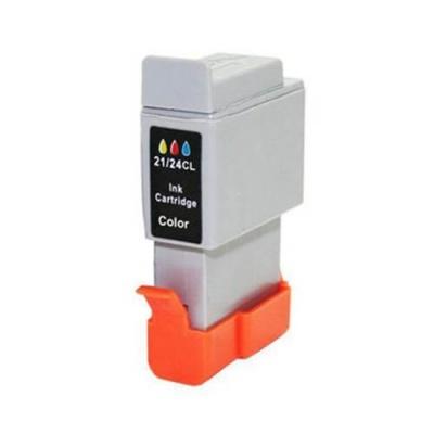 Canon BCI-24C / BCI-21C barevná kompatibilní cartridge
