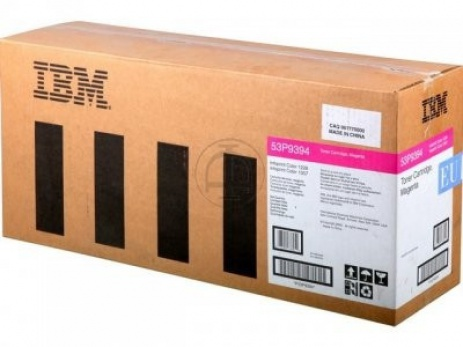 IBM 53P9394 purpurový (magenta) originálný toner