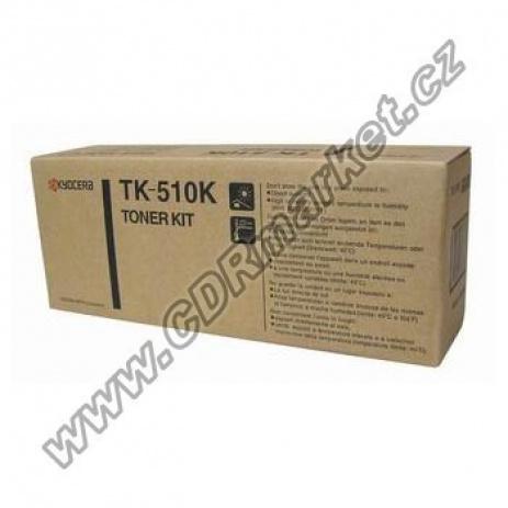Kyocera Mita TK-510K fekete (black) eredeti toner