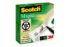 3M 810 Scotch Magic lepicí páska, 19 mm x 33 m