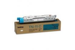 Brother TN-11C azurový (cyan) originální toner