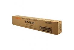 Utax CK-4510, 611811010 čierna (black) originálny toner