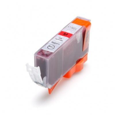 Canon CLI-521M purpurová (magenta) kompatibilní cartridge