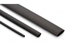 Partex smršťovací bužírka HSDW 3 -39, 3:1, 13,0-39,0 mm, 1,2 m, černá
