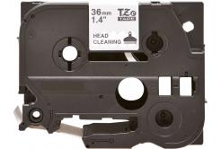 Brother TZe-CL6, 36mm x 4m, čisticí, kompatibilní páska