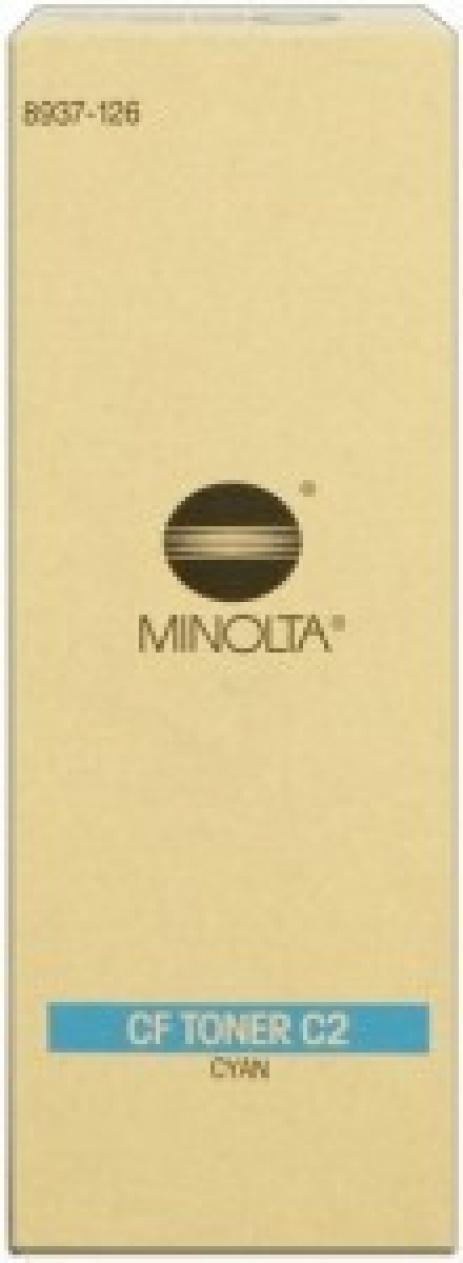 Konica Minolta 8937126 cyan original toner