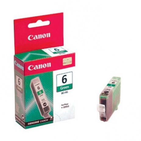 Canon BCI-6G zelená (green) original ink cartridge