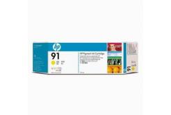 HP 91 C9469A sárga (yellow) eredeti tintapatron