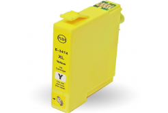 Epson T3474 žlutá (yellow) kompatibilní cartridge