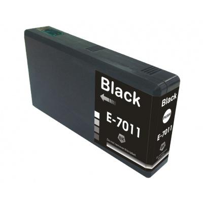 Epson T7011 černá (black) kompatibilní cartridge