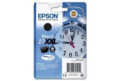 Epson originální ink C13T27914012, 27XXL, black, 34, 1ml, Epson WF-3620, 3640, 7110, 7610, 7620
