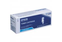 Epson C13S050613 azuriu (cyan) toner original