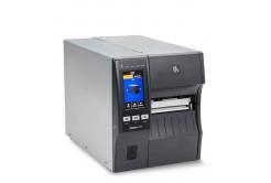"""Zebra ZT411 ZT41146-T0E0000Z tiskárna štítků, průmyslová 4"""" tiskárna(300 dpi), peeler, rewinder, disp. (colour), RTC, EPL, ZPL, ZPLII, USB, RS232, BT, LAN"""