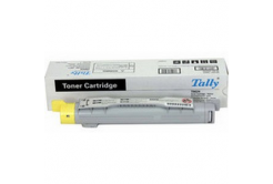 Tally Genicom 43592 yellow original toner