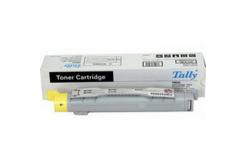Tally Genicom 43592 galben (yellow) toner original