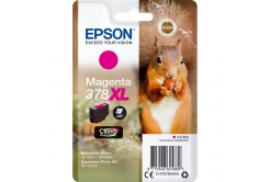 Epson 378XL T37934010 purpurová (magenta) originální cartridge
