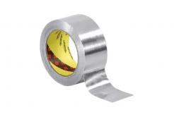 3M 431 Hliníková lepicí páska, 50 mm x 55 m, tl. 0,08 mm
