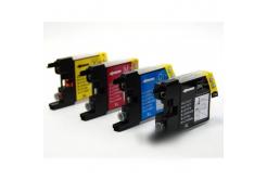 Brother LC-1240 / LC-1280 multipack kompatibilní cartridge