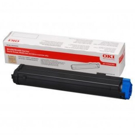 OKI 43502302 black original toner