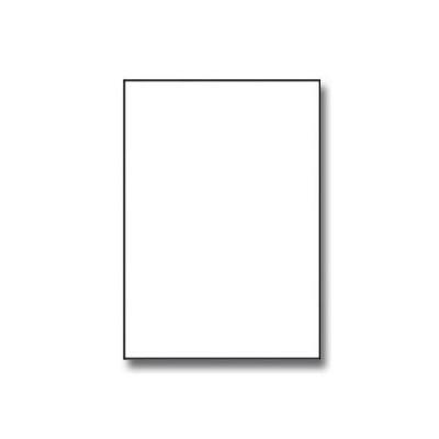 Samolepicí etikety 210 x 297 mm, 1 etiketa, A4, 100 listů