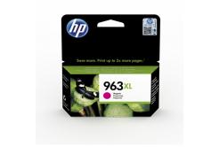 HP 963XL 3JA28AE purpurová (magenta) originální cartridge