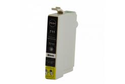 Epson T0711 černá (black) kompatibilní cartridge
