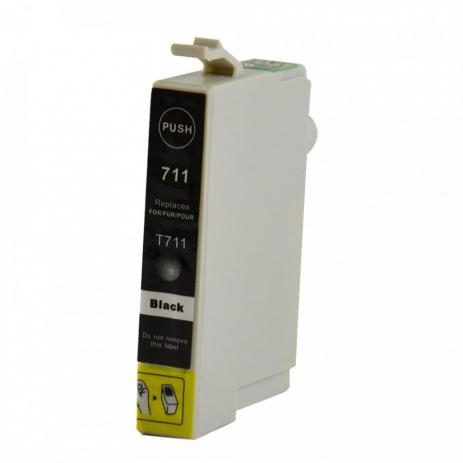 Epson T0711 black compatible cartridge