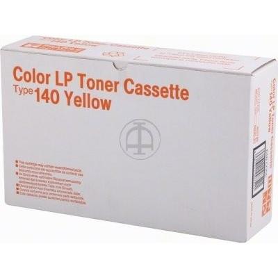 Ricoh 140 žlutý (yellow) originální toner