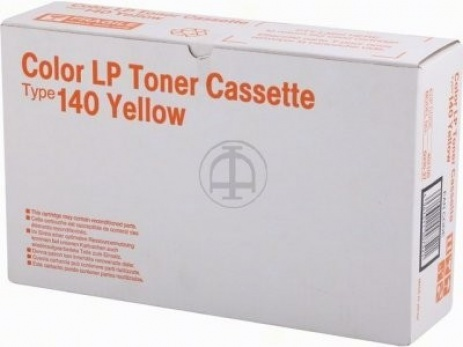 Ricoh 140 galben (yellow) toner original
