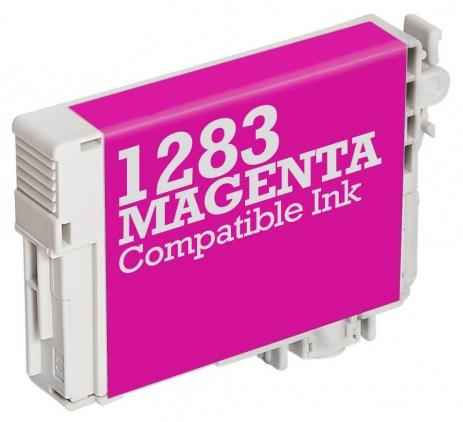 Epson T1283 purpurová (magenta) kompatibilná cartridge