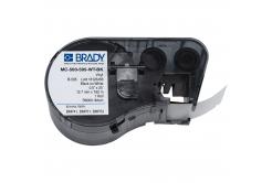 Brady MC-500-595-WT-BK / 143371, samolepicí páska 12.70 mm x 7.62 m
