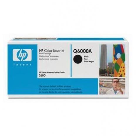 HP 124A Q6000A black original toner