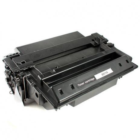 HP 11X Q6511X čierny kompatibilný toner